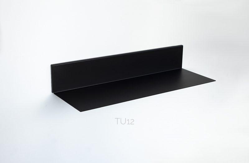 czarna półka TU12 IMOdesign