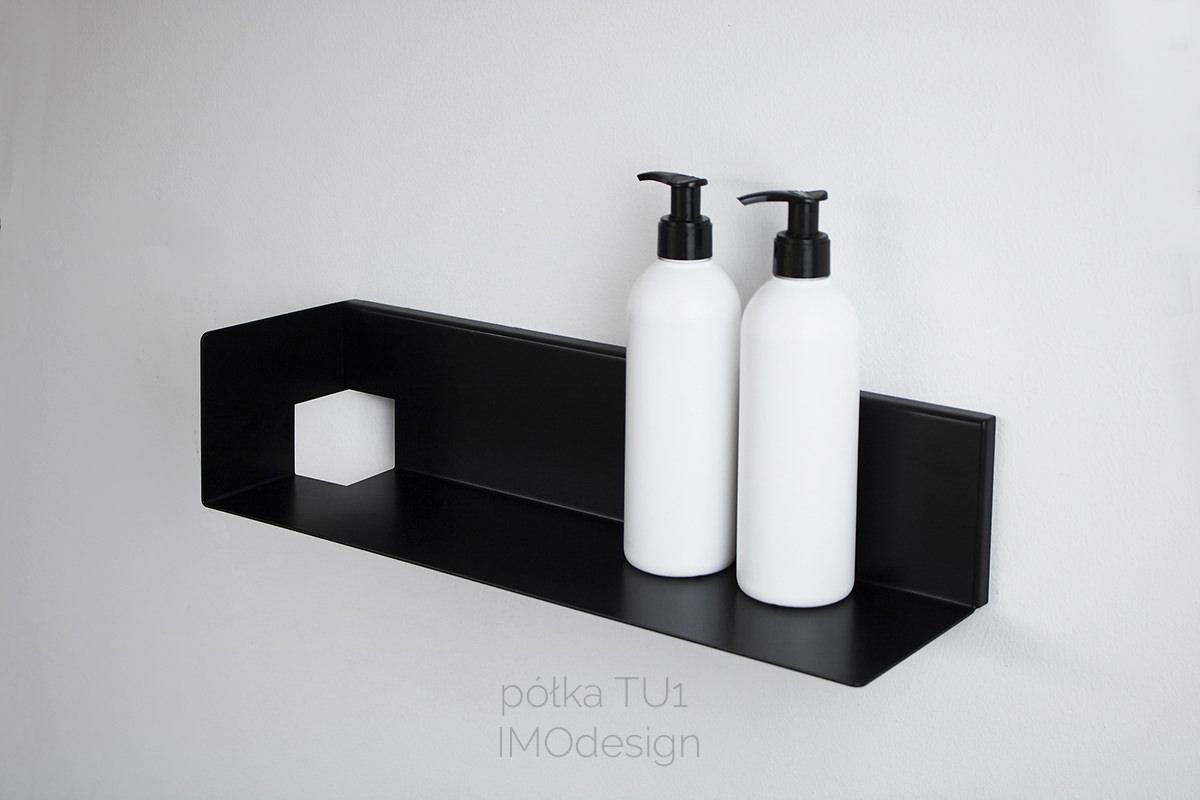 Półka łazienkowa Tu1 Akcesoria łazienkowe Imodesign