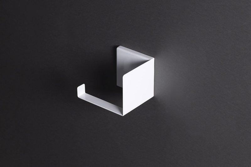 biały uchwyt na papier TU4 IMOdesign