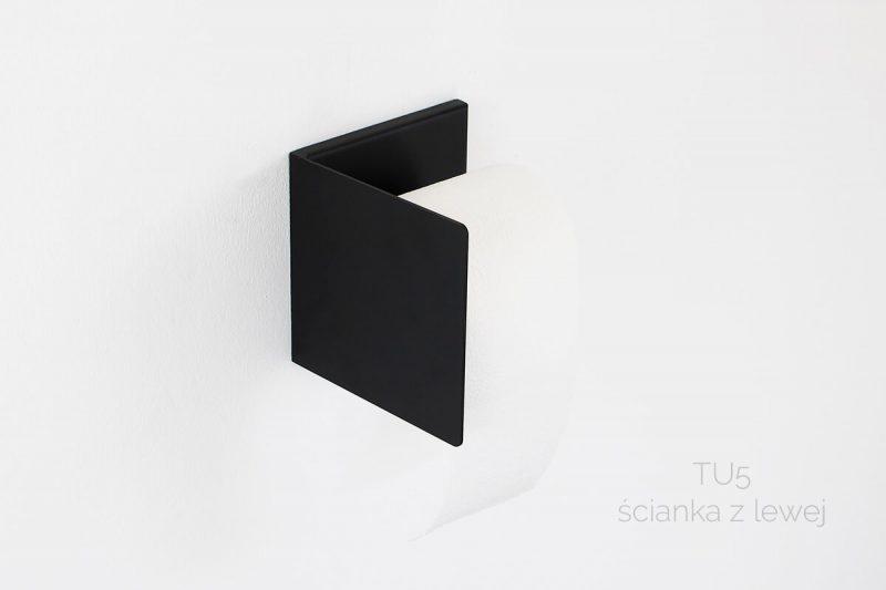 czarny uchwyt na papier TU5 IModesign