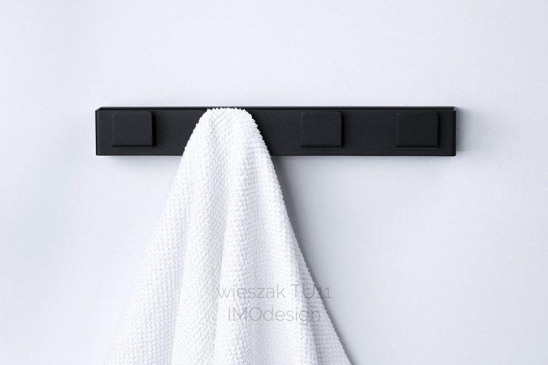 wieszak na ręczniki TU11