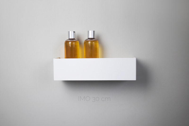 biała półka IMO 30 cm IMOdesign
