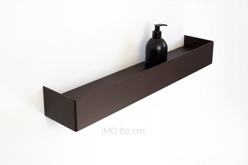 brązowa półka IMO 60 cm
