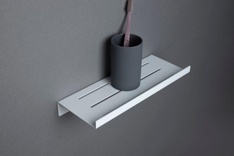 półka pod prysznic 30 cm IMOdesign