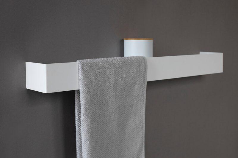 biała półka IMO na ręcznik